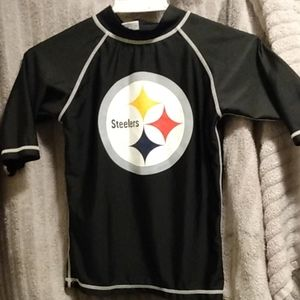 NFL Shirts & Tops - NFL Pittsburgh Steelers youth 10/12